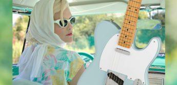 Test: Fender Vintera 50s Telecaster, E-Gitarre