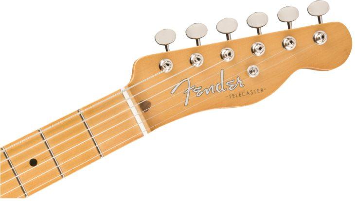 Fender Vintera 50s Telecaster Headstock