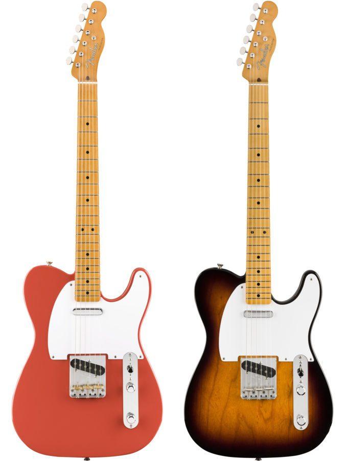 Fender Vintera 50s Telecaster Modelle