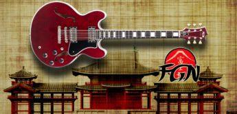 Test: FGN Masterfield Semi Special, E-Gitarre