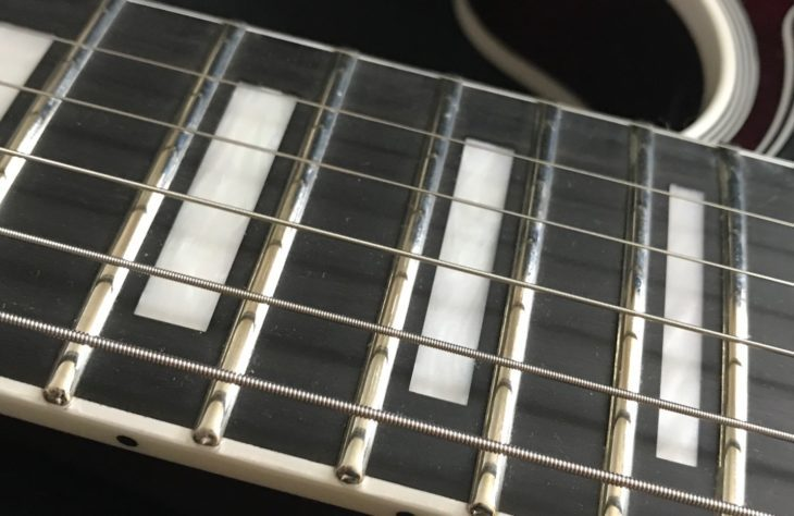 FGN Masterfield Semi Special E-Gitarre Bundierung