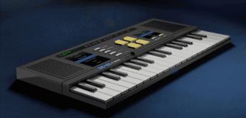 Casio SK-51 als iOS-App von Fingerlab
