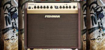 Test: Fishman Loudbox Mini, Gitarrenverstärker für Singer / Songwriter