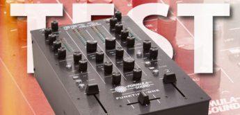 Test: Formula Sound FF2.2L, DJ-Mixer