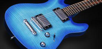 Test: Framus D-Series Diablo Supreme, E-Gitarre
