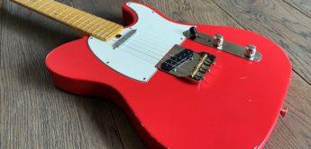 Test: Friedman VINTAGE-T CLSC, E-Gitarre