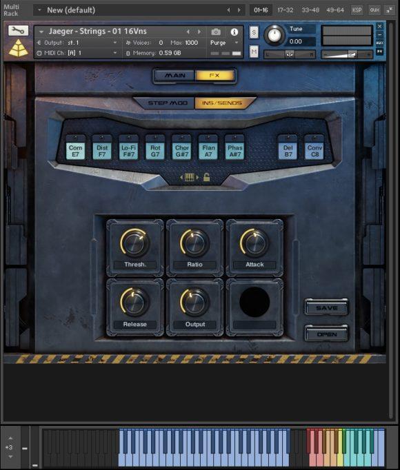 FX - Audio Imperia - Jaeger
