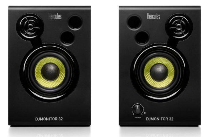 Hercules DJMonitor32