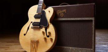 Gibson bringt Chuck Berry Signature Gitarre raus