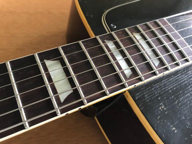 Gibson L-50 Bundierung