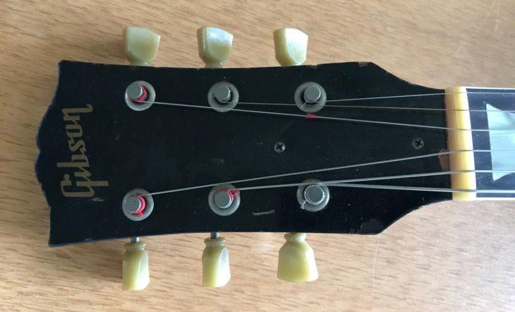 Gibson L-50 Kopfplatte