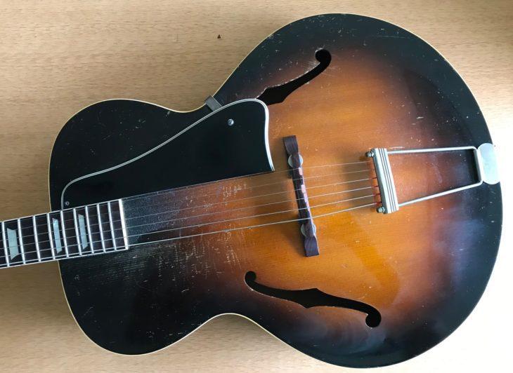Gibson L-50 Korpus
