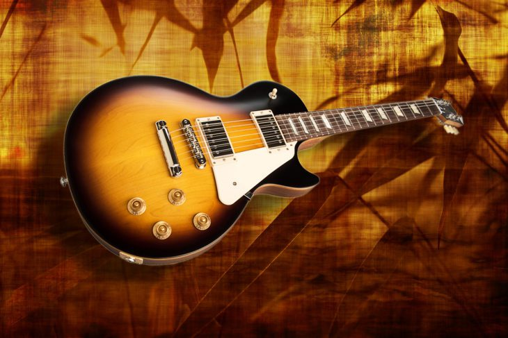 Test: Gibson Les Paul Tribute STB, E-Gitarre