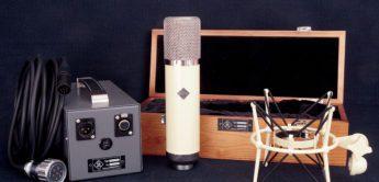 Test: Golden Age Premier GA-251, Röhren-Studiomikrofon