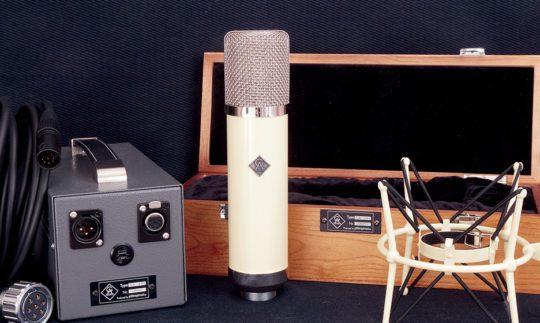 Test: Golden Age Premier GA-251, Mikrofon