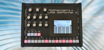 Test: Gotharmans Little deFormer 3, Groovebox