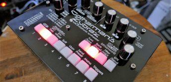 Gotharman`s Zybraz – polyphoner Synthesizer mit 8 Filter-Modi