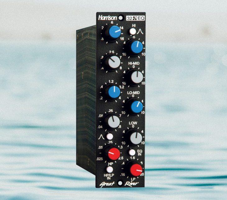 great river electronics harrison 32 eq