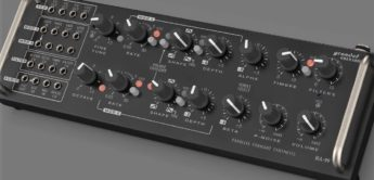 News: Rare Waves Grendel RA-99 – eigenwilliger Formant-Synthesizer