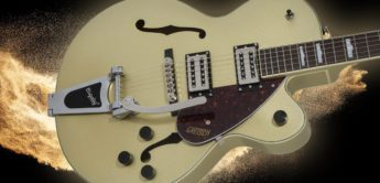 Test: Gretsch G2420T GD Streamliner, E-Gitarre