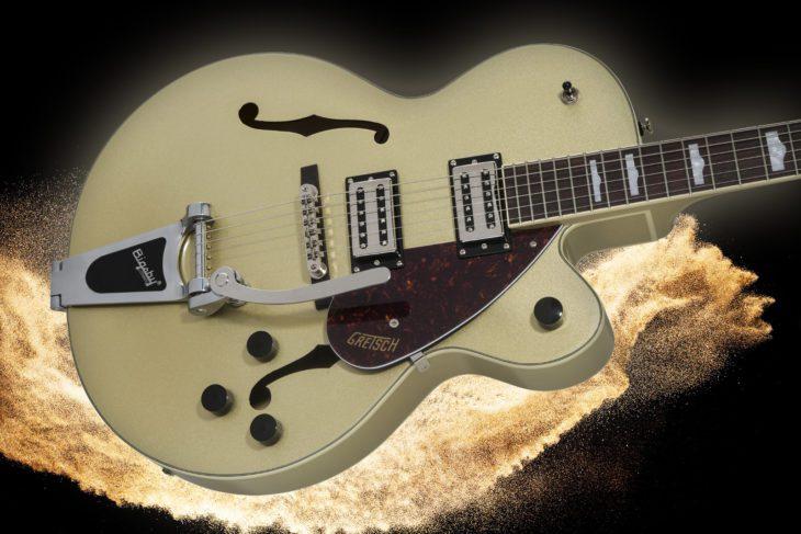 Gretsch G2420T GD Streamliner E-Gitarre