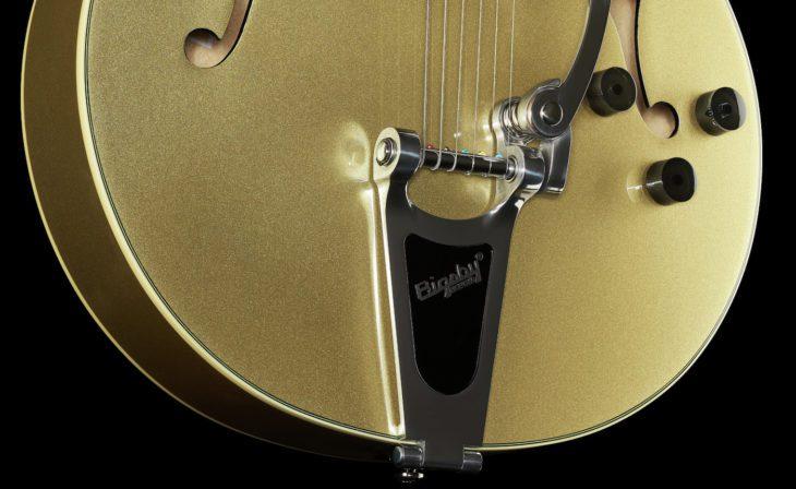 Gretsch G2420T GD Streamliner E-Gitarre Bigsby