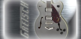 Test: Gretsch G2622 PM Streamliner, E-Gitarre
