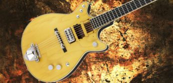 Test: Gretsch G6131-MY Malcolm Young, E-Gitarre