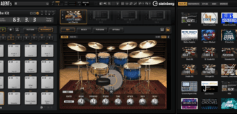 Test: Steinberg Groove Agent 5, Drum-Software