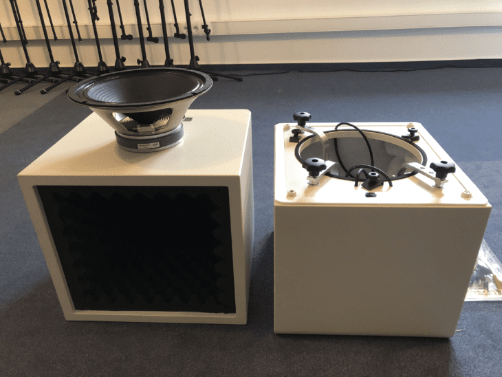 Grossmann SG-BOX Einzelkomponenten