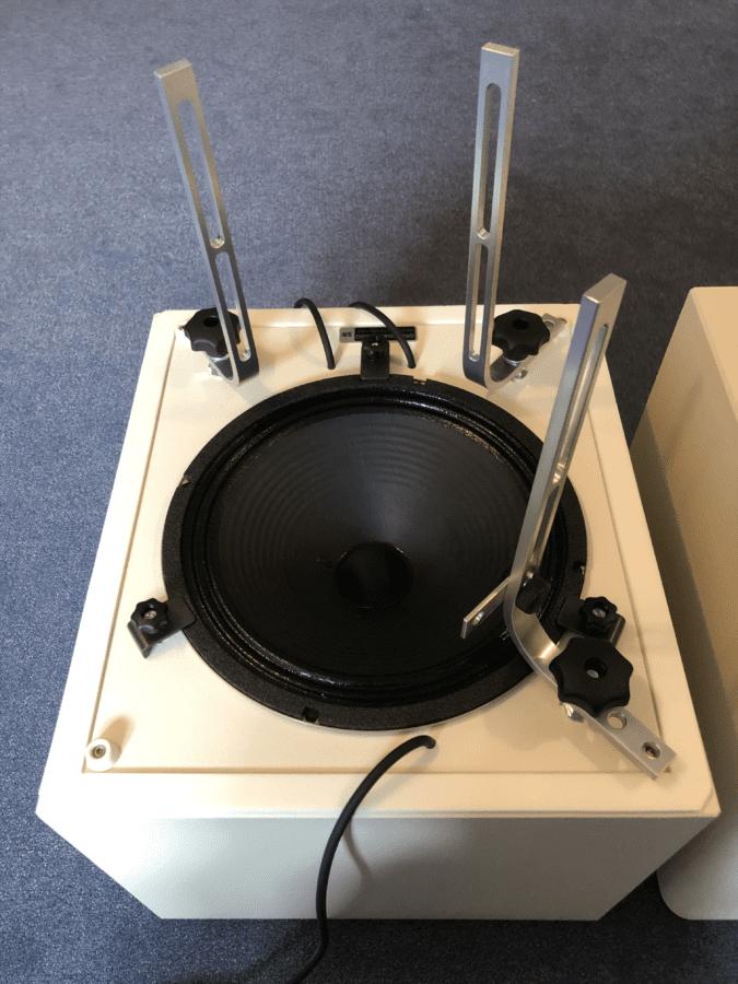 Grossmann SG-BOX mit Lautsprecher