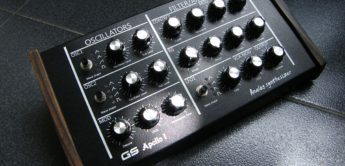 Test: Music GS Apollo 1, Analog-Synthesizer