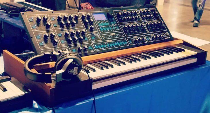 GS Music Zeus - der funktionstüchtige Prototyp