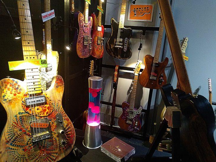 Guitar Summit 2019 E-Gitarre