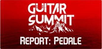 Guitar Summit 2019 Report: Gitarren Pedale & Effektgeräte