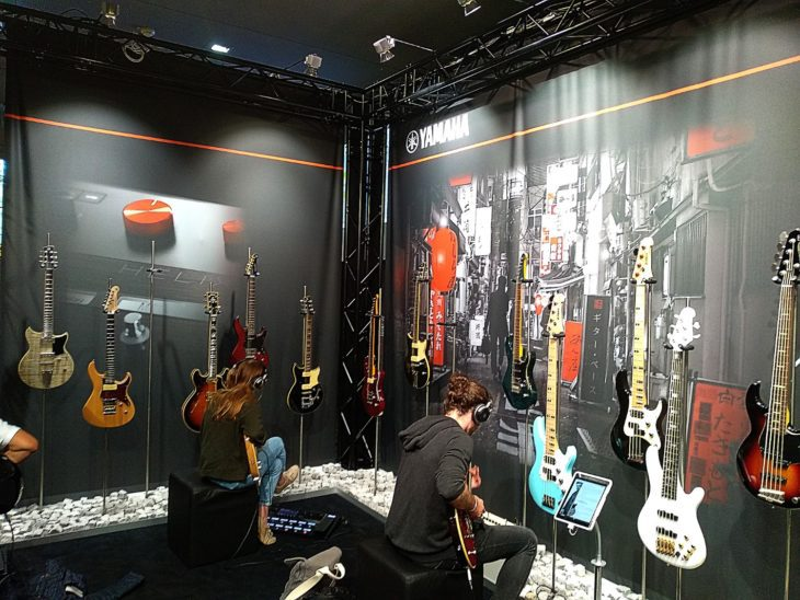 Guitar Summit 2019 E-Gitarre