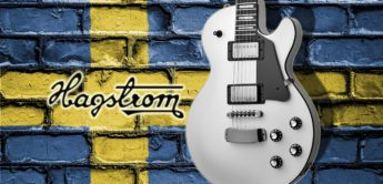 Test: Hagstrom Super Swede Limited, E-Gitarre