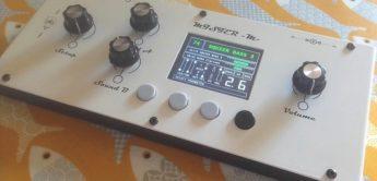 "Hansy Synth Mister M – ein kleines ""Mellotron"""
