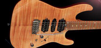 Test: Harley Benton Fusion-II HSH, E-Gitarre