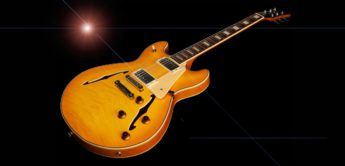 Test: Harley Benton HB-35 Plus, E-Gitarre
