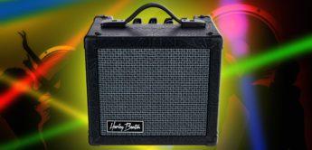 Test: Harley Benton JamBox, Gitarrenverstärker