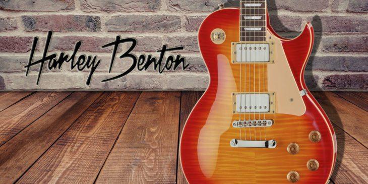 Harley Benton SC-450Plus E-Gitarre