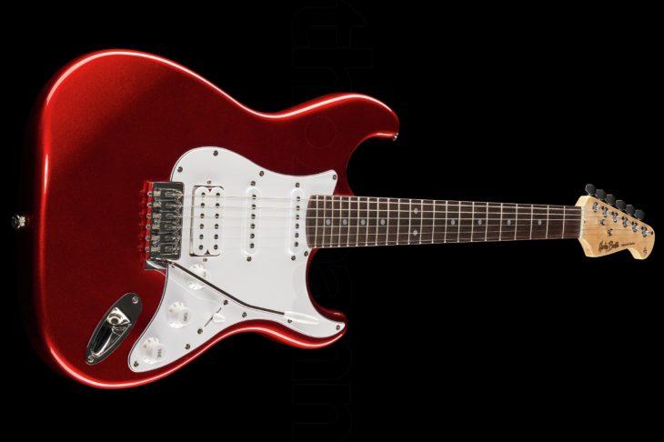 Harley Benton ST-20HSS E-Gitarre
