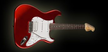 Test: Harley Benton ST-20HSS, E-Gitarre