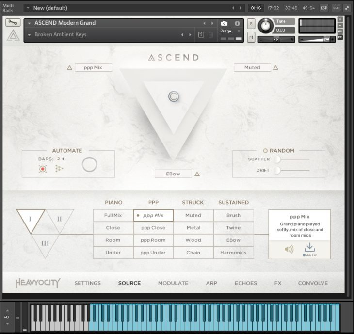 Heavyocity ASCEND Source