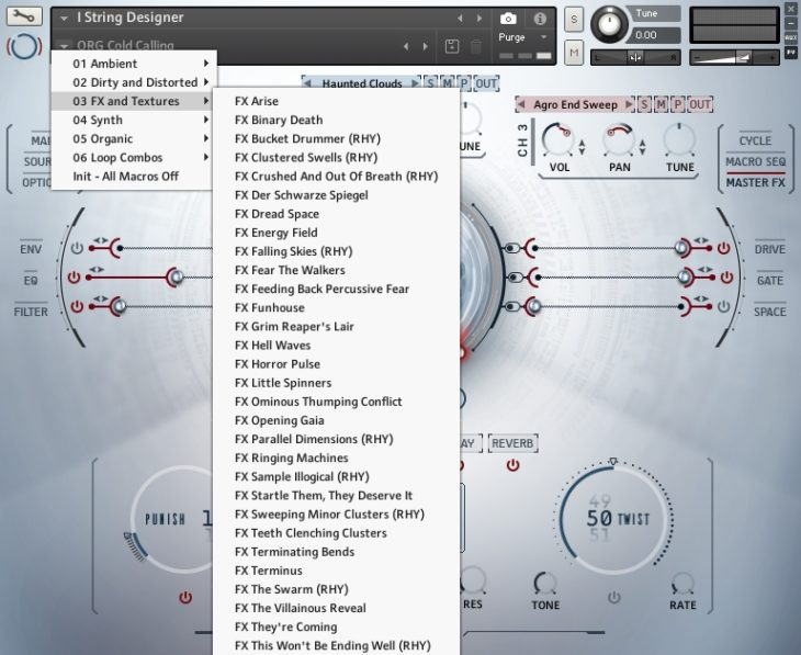 Heavyocity - NOVO Modern Strings String Designer