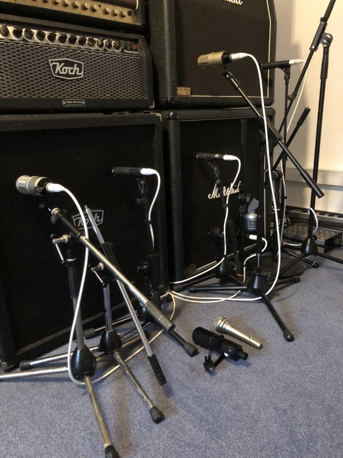 Heil Sound im Studio