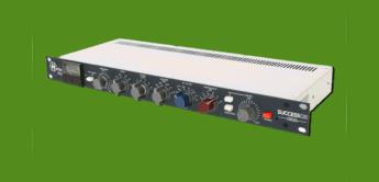 NAMM News 2019: Heritage Audio Successor, Stereo Bus Kompressor