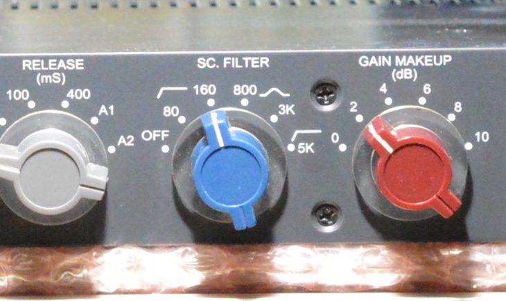 Heritage Audio Successor - Sidechain Filter