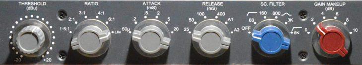 Heritage Audio Successor - Werte